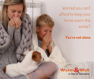 Warm and Well in North Yorkshire highlight this may be the most important Fuel Poverty Awareness Day  ever.